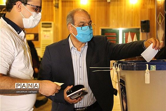 انتخابات مجامع هلال احمر