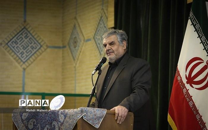 آیین تکریم و معارفه رئیس سازمان پژوهش و برنامهریزی آموزشی