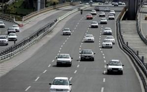 ثبت بیش از ۳۹ میلیون تردد در جادههای استان اردبیل