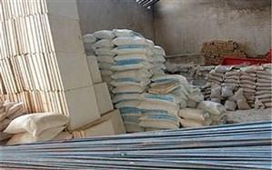 تشکیل 7 فقره پرونده گرانفروشی مصالح ساختمانی در خاش