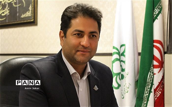 امید اسماعیلی، رییس سازمان دانش اموزی استان فارس