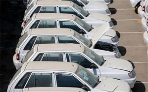 کشف ۱۳ خودروی صفر از یک پارکینگ در کرج