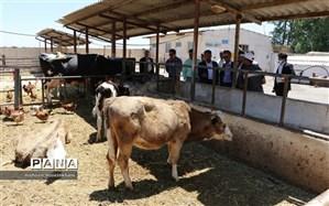 هنرستان کشاورزی فدک به الگویی در زمینه تولید و کشاورزی تبدیل شود