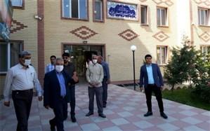 درمانگاه فرهنگیان شهرستان نظرآباد توسعه می یابد