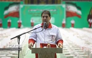 پیام تبریک رئیس جمعیت هلال احمر به مناسبت عید غدیرخم