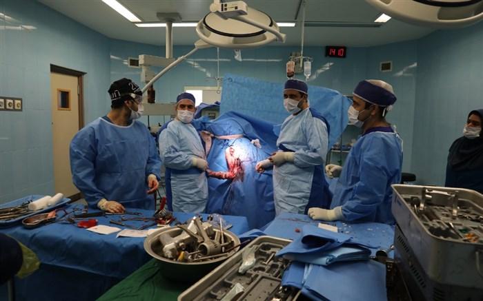 جراحی تعویض کامل معکوس مفصل شانه در بیمار مبتلا به آرتریت روماتویید