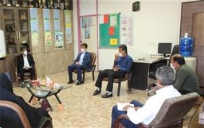 کار گروه تخصصی نیازهای آموزشی معلمان تربیت بدنی و آموزگاران پایه استان بوشهربرگزار شد