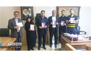 انعقاد تفاهمنامه ساخت سه فضای آموزشی در استان