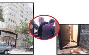 جنایت هولناک خانوادگی در برج موروثی