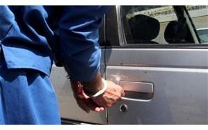 دستگیری شبکه سرقت خودرو در نقده