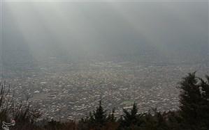 هوای تهران در آستانه وضعیت ناسالم برای همه افراد جامعه