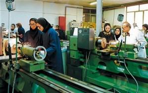 توسعه مدارس فنی، کشاورزی و کار و دانش در گیلان