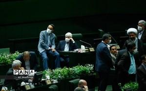 آغاز جلسه رای اعتماد مجلس به وزیر پیشنهادی صمت با حضور جهانگیری