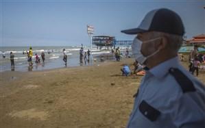 کرونا و افزایش مناطق خطرآفرین دریا در گیلان