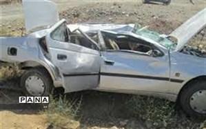 تصادف در سلسله پنج کشته و ۶ مجروح برجا گذاشت