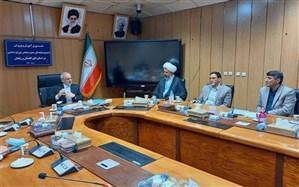 نشست نمایندگان مجلس شورای اسلامی استان زنجان با وزیر آموزش و پرورش