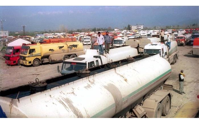 صادرات فرآوردههای نفتی به عراق