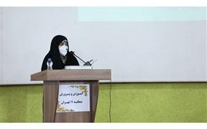 بررسی مدل های مختلف برگزاری کلاس ها در نشست معاونان متوسطه شهر تهران