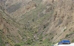 سقوط پیکان به دره جان یک نفر را گرفت