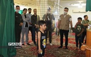 گروههای جهادی ورزش و سلامت به مناطق محروم مازندران  میروند