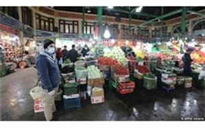محدودیتهای کرونایی به بازار مهاباد بازگشت