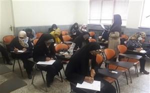 برگزاری امتحانات خرداد ۹۹ دوره های سوادآموزی منطقه۱۸ تهران