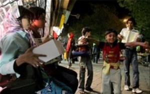 مخالفت بهزیستی تهران با برخورد ضربتی با کودکان کار