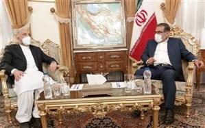 دیدار شمخانی با سرپرست وزارت خارجه افغانستان