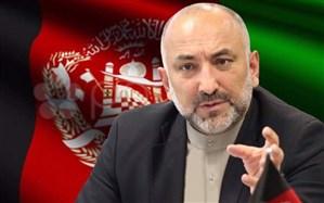 دیدار سرپرست وزارت امور خارجه افغانستان با ظریف