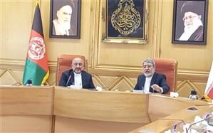 وزیر کشور: تردد قانونی اتباع افغانستانی به کشور تسهیل میشود