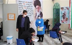 روند برگزاری امتحانات نهایی در استان رضایتبخش است
