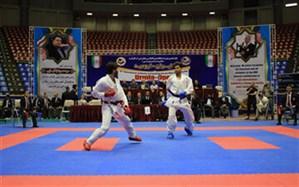 گیلان دارنده برترین هیات کاراته کشور شد