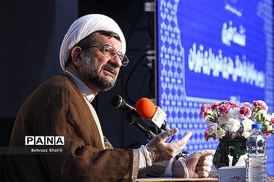 نشست خبری رئیس سازمان فرهنگی هنری شهرداری تهران