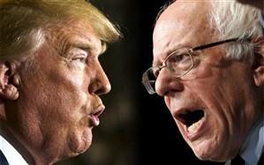 سندرز: مردم فهمیدهاند ترامپ چه شیادی است