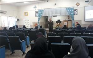 برگزاری جشن روز دختر در منطقه9با رعایت پروتکل های بهداشتی