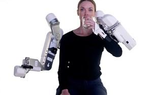 ربات فیزیوتراپ ساخته شد+فیلم