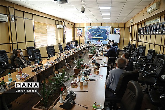 برگزاری کارگروه توسعه مدیریت آموزش و پرورش شهر تهران