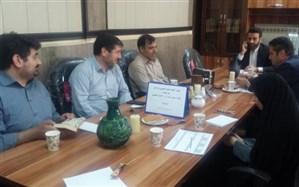 برگزاری جلسه کمیته هماهنگی هدایت تحصیلی درآموزش و پرورش ناحیه یک شهرری