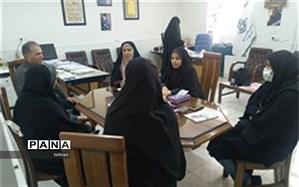 جلسه اتاق فکر سازمان دانش آموزی منطقه17 تشکیل شد