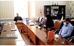 نشست مشترک سرپرست آموزش و پرورش ناحیه ۳ اهواز ومدیران دانشگاه فرهنگیان استان خوزستان