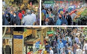 کرونا سایه به سایه با شهروندان پایتخت