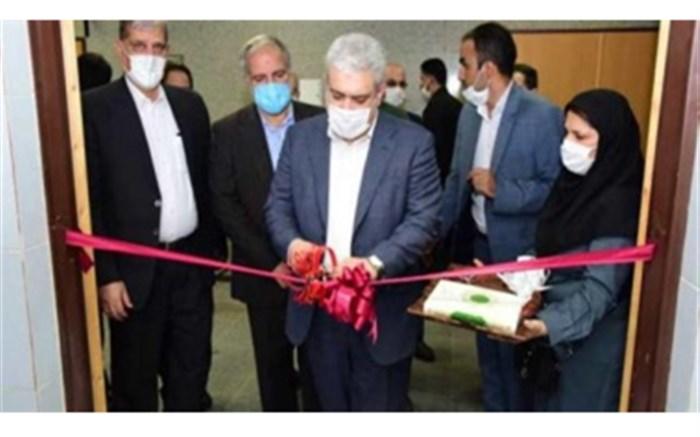 افتتاح کارگاه ماسکN95 در دانشگاه سیستان و بلوچستان