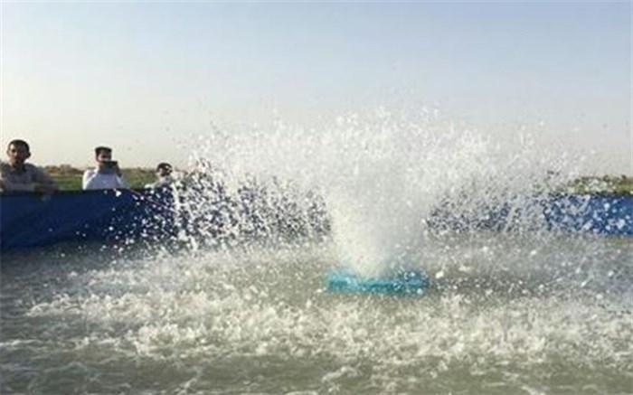 افتتاح اولین الگویی پیش ساخته پرورش متراکم ماهی در سیستان و بلوچستان