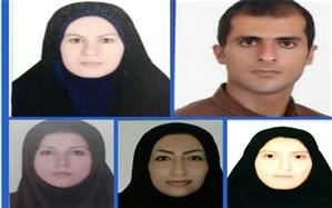 درخشش دبیران تنگستانی در گروه درس پژوهی عربی استان بوشهر