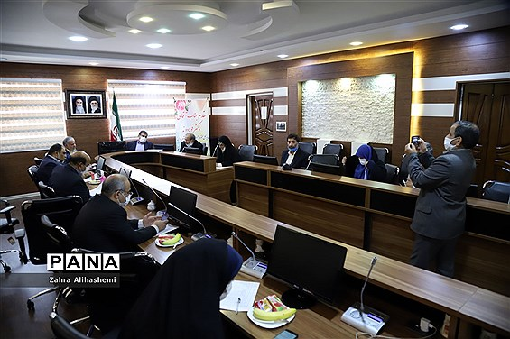 برگزاری کارگروه پروژه مهر منطقه14
