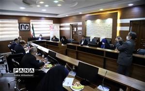 برگزاری کارگروه پروژه مهر منطقه14با حضور مدیرکل