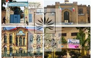 ساماندهی اسناد مدارس ماندگار کشور به همت سازمان اسناد و کتابخانه ملی ایران