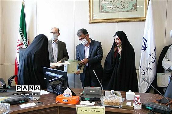 گردهمایی بانوان اداری آموزش و پرورش قزوین