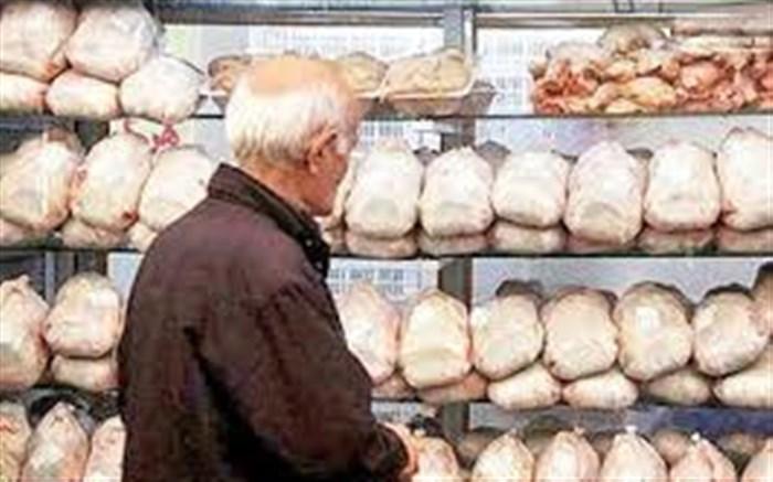 توزیع مرغ تنظیم بازار در استان سیستان و بلوچستان