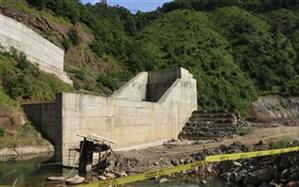 پیشرفت فیزیکی ۷۳ درصدی سد پلرود در گیلان